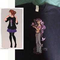 Actual Azalea T-shirts? by AzaleasDolls
