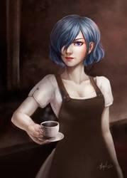 Coffee by Art-by-AIgul