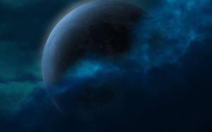 Da Moon by nosebutter