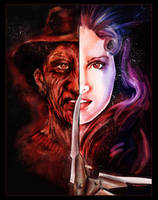 Final Girls and Cinema Survivors: Nancy Thompson by mctherrien