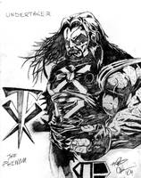 Undertaker by faceless-man