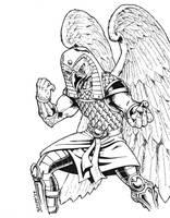 Horus by TheElysian