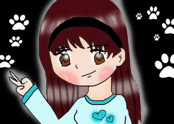 My character by EmodAnI123