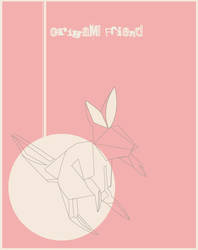 origami friend by skeamo