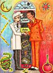 The Seduction of Dr. Fuji, Part II by SakakiOfAbraxas