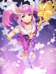 star guardian lux by dakun87