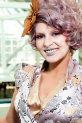 Effie Trinket Cosplay by TheOriginalAKTREZ