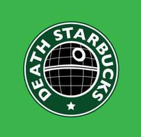 Death Starbucks by mattcantdraw