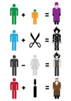 Johnny Depp Maths by mattcantdraw