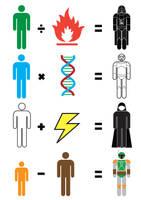 Star Wars Baddies Maths by mattcantdraw
