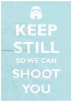 Keep Still by mattcantdraw