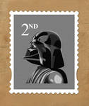 Imperial Stamps - 2nd Class by mattcantdraw