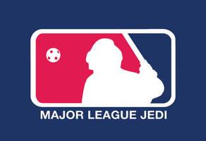 Major League Jedi (MLJ) by mattcantdraw