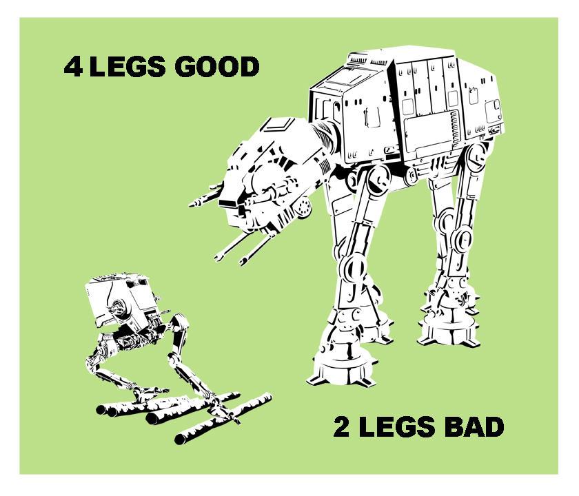 4 Legs Good