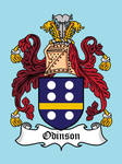 Super Clan Coat of Arms: Odinson by mattcantdraw