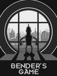 Bender's Game by mattcantdraw