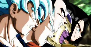 Dragon Ball Super - Universe 7 II by hirus4drawing