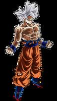 Goku (Migatte no Goku'i') by hirus4drawing
