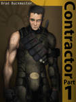 The Contractor-military scifi from Darkchild by darkchild130