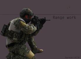 Range work by darkchild130