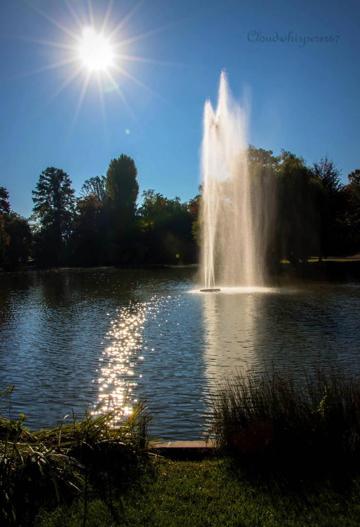 L'Orangerie - Strasbourg, France by Cloudwhisperer67