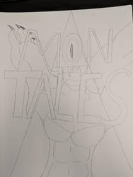 Monster Tales Cover by MonsterTalesComic