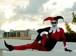 Harley Quinn by AnaAesthetic