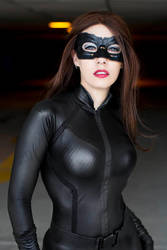 Catwoman by AnaAesthetic