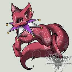 oonyaoo: Jester by AdoptaChirimo