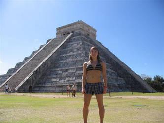 les temples maya du mexique by gigibob