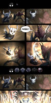 Hollow knight - Charms by TimeLordJikan