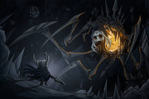 Hollow Knight - Nosk by TimeLordJikan