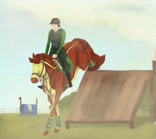 Fresh Morning Jumps by PoisonSoldat