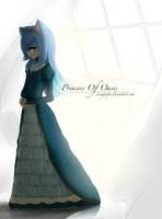 Princess of Oasis by ARSugarPie