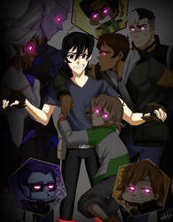 Everybody Loves Keith AU by ARSugarPie