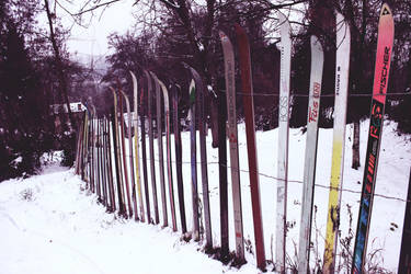 Cool fence :D by TihanaPhotography