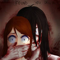 Found You - Jeff The Killer by Quaface