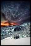 Sunrise by Sortvind