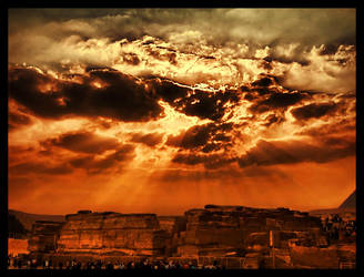 Heavy Sky by Sortvind