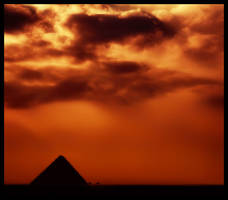 Egyptian Blues by Sortvind