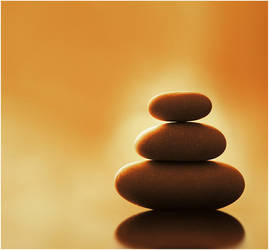 Morning Zen by Sortvind