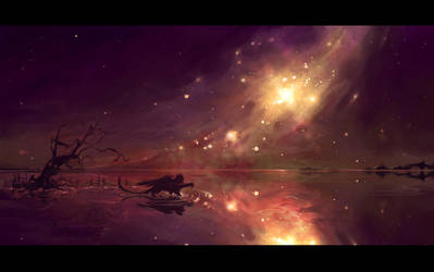 Two Skies by Tervola