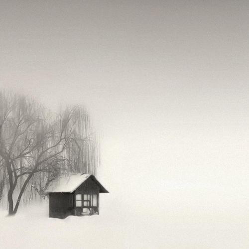 a small hut.. by nilgunkara
