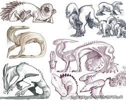 NextWorld Critters by Zenophrenic