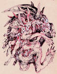 HAREBINGER OF DEATH by Zenophrenic