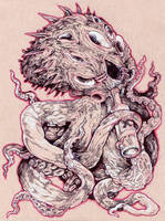 Rotten Idol by Zenophrenic