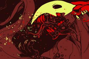 SFC - blackhole wrath by Zenophrenic