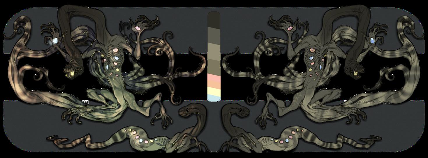 Dg For Sale Pale Man 160usd By Zenophrenic On Deviantart