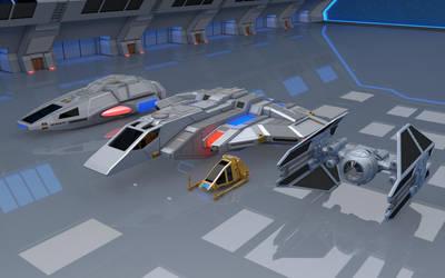 MY hangar display by sc452598073