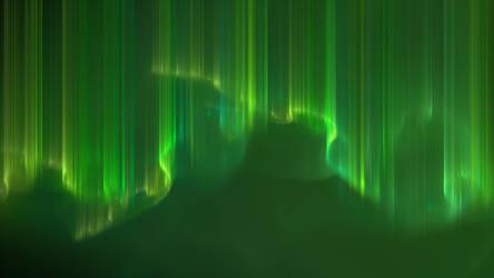 Fractals Aurora by sc452598073